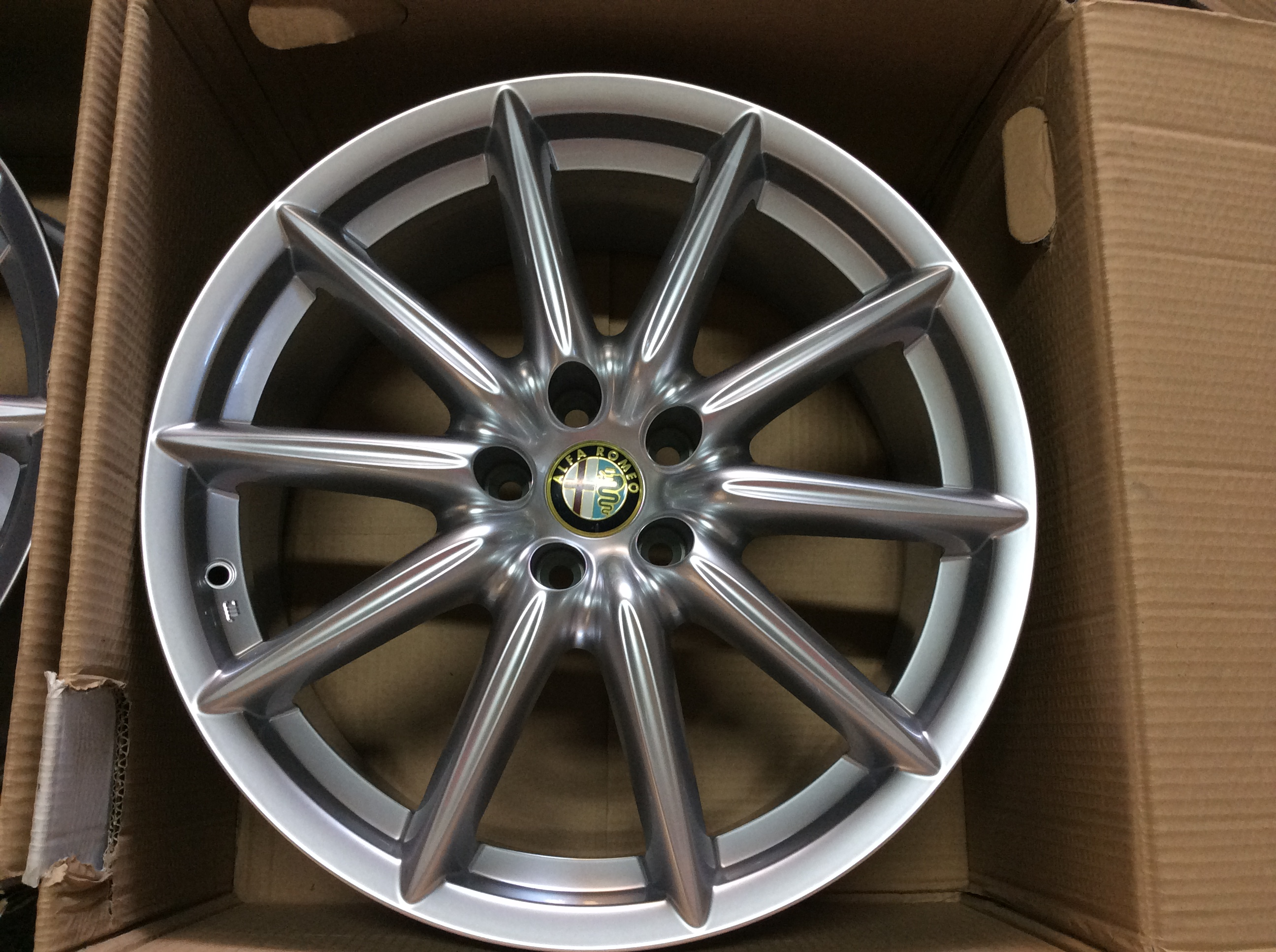 Alfa romeo 156 gta replica wheels 13